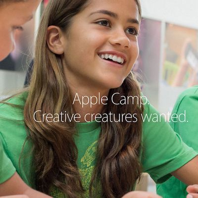 apple camp image