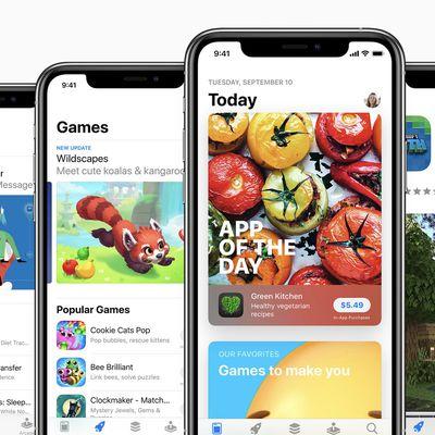 app store on ios 13