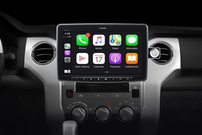 alpine 11 inch carplay 2020