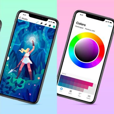 procreate pocket 3 1