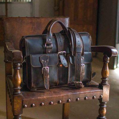 saddleback leather bag 1