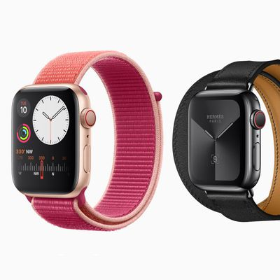 apple watch series 5 studio
