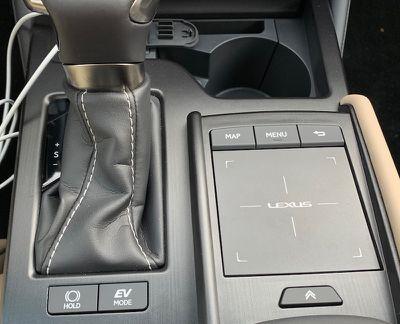 lexus es remote touch