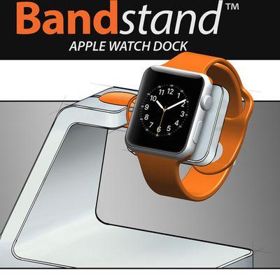 bandstand apple watch