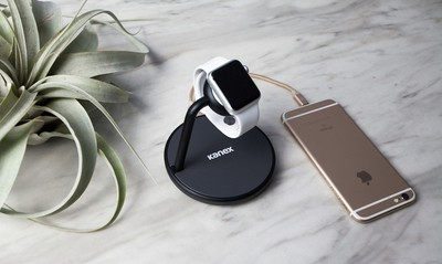 kanex stand apple watch