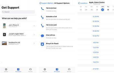 apple support app macbook keyboard
