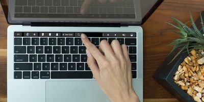 evernote touch bar