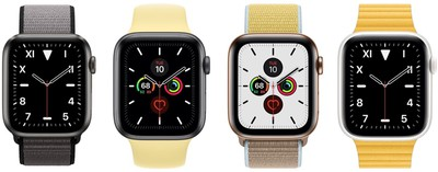applewatchmaterials