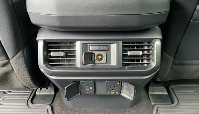 2021 ford f150 rear ports