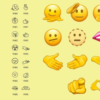 emoji 14 list