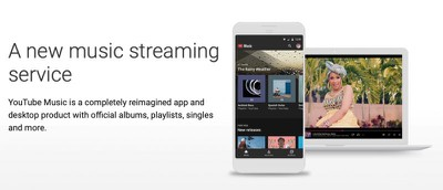 youtube music service