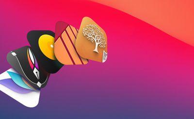 apple banner apps optimized for m1 chip
