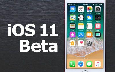 ios 11 beta