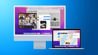 Monterey Mac as External Monitor Feature