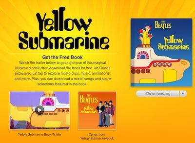 yellow submarine trailer music