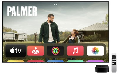 aplicación apple tv 4k tv