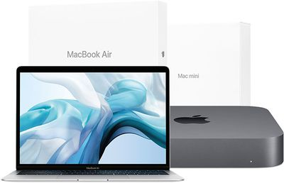 refurb mac mini 2018 macbook air 2018