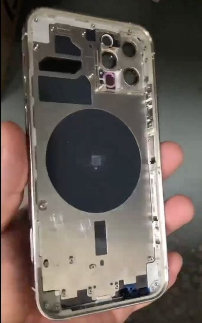 iphone12chassis