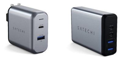 satechi usb c chargers