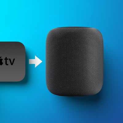 PS5 AppleTV and HomePod Feature