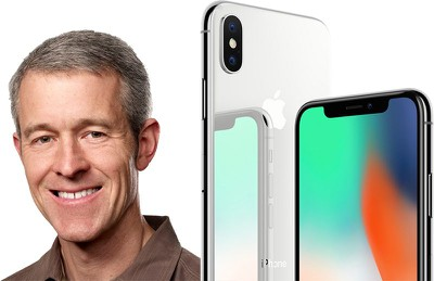 jeff williams iphone x