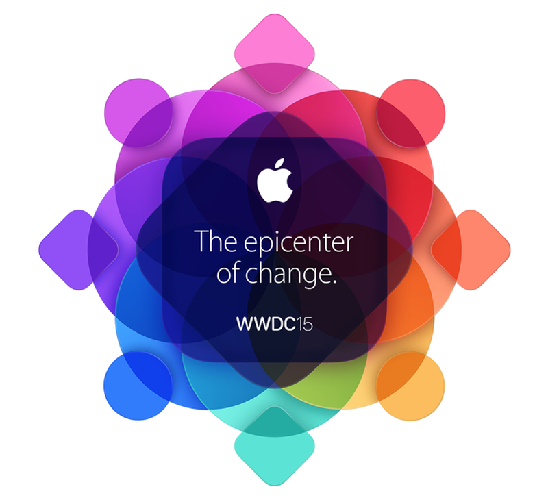 Apple WWDC 2015 Logo