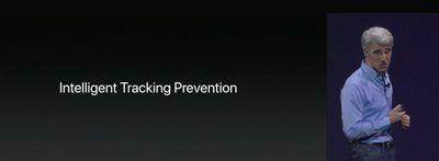 intelligent tracking prevention