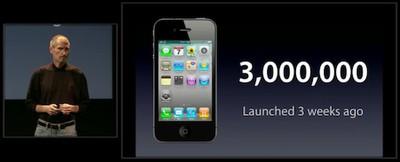 171106 iphone 4 three million
