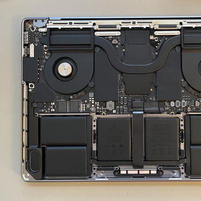 macbook pro teardown 1