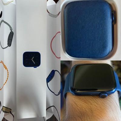 apple watch series 6 blue customer 1600
