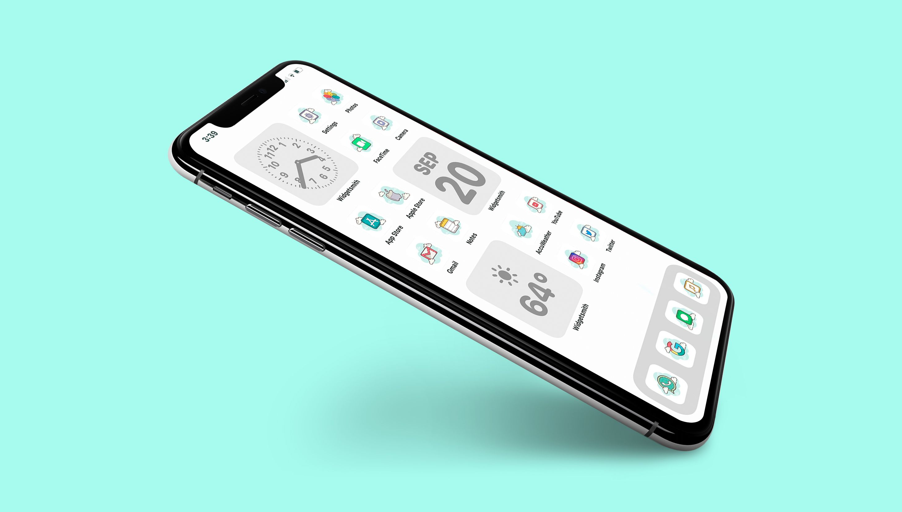 Ios 14 Widgets Offer Iphone Users Creative Home Screen Ideas Macrumors