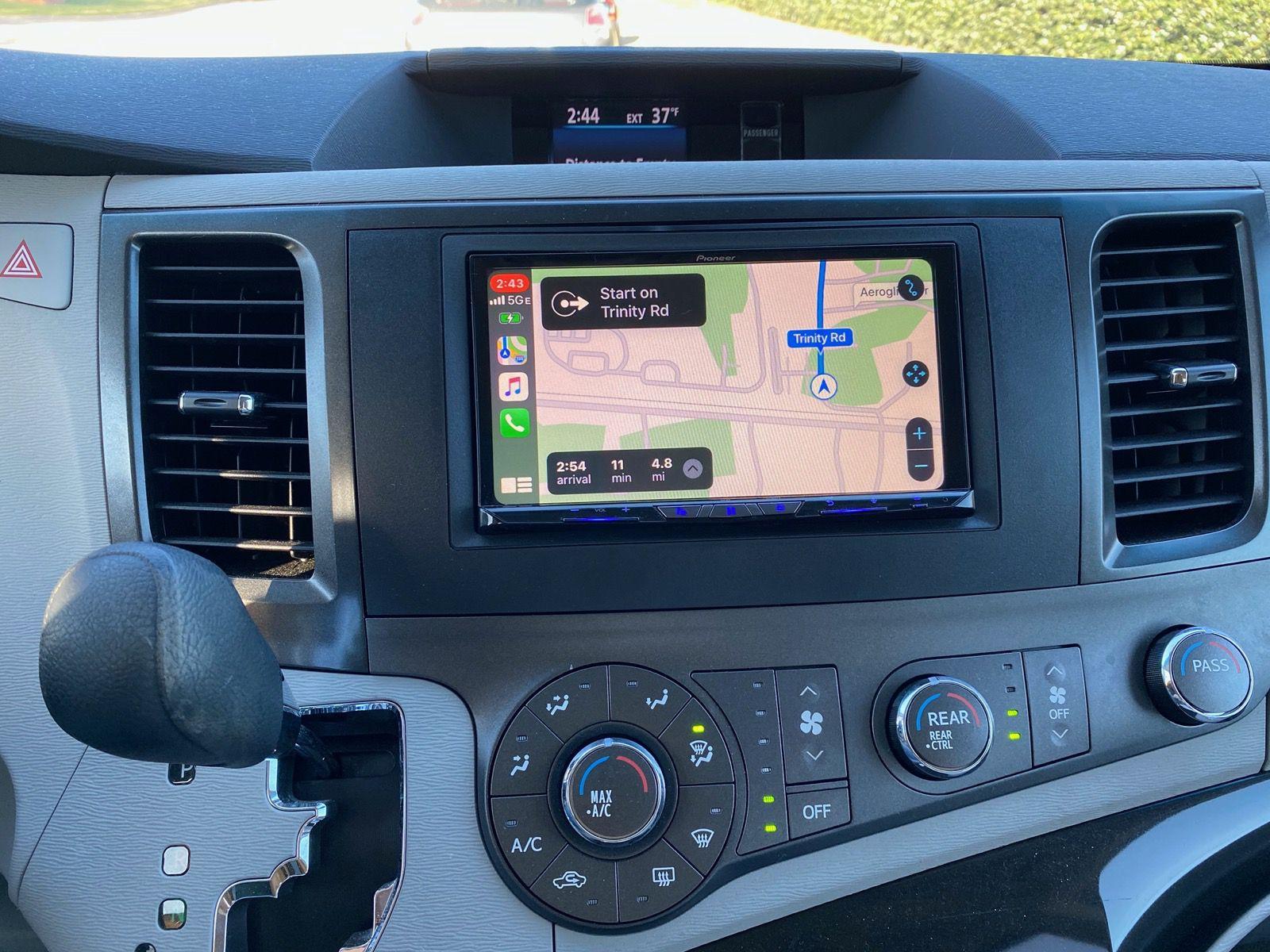 Avic W8500nex In Dash Receiver Review Macrumors