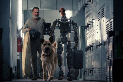 Apple Films Tom Hanks Finch First Look