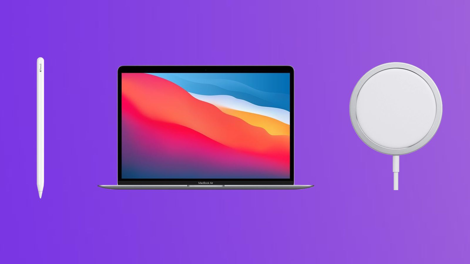 Deals: Save on Apple Pencil 2 ($109), MagSafe Charger ($34), and the 512GB  MacBook Air ($1,099) - MacRumors