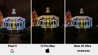 iphone 12 pro max night mode gazebo