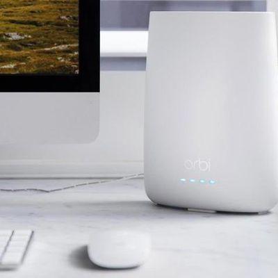 orbi modem router
