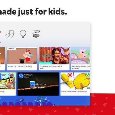 youtube kids apple tv