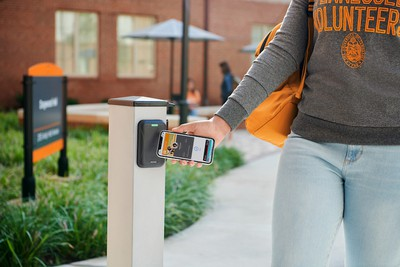 contactless student id apple