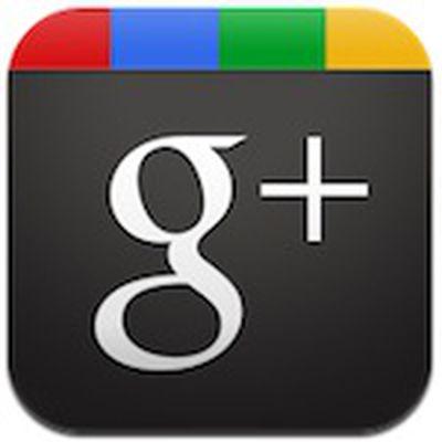 google plus ios icon
