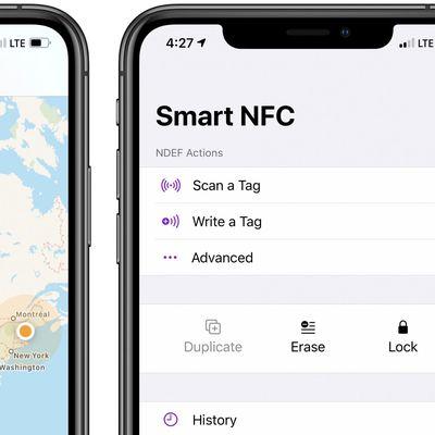 App Recap Glarm Smart NFC e1595192027538
