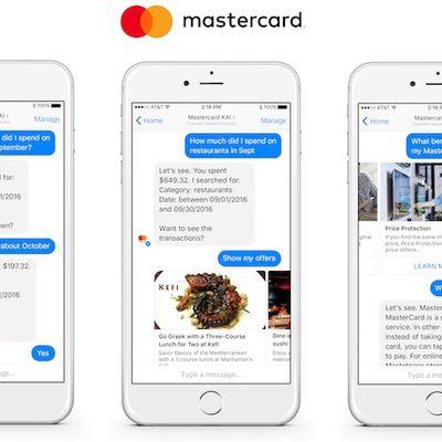 facebook mastercard