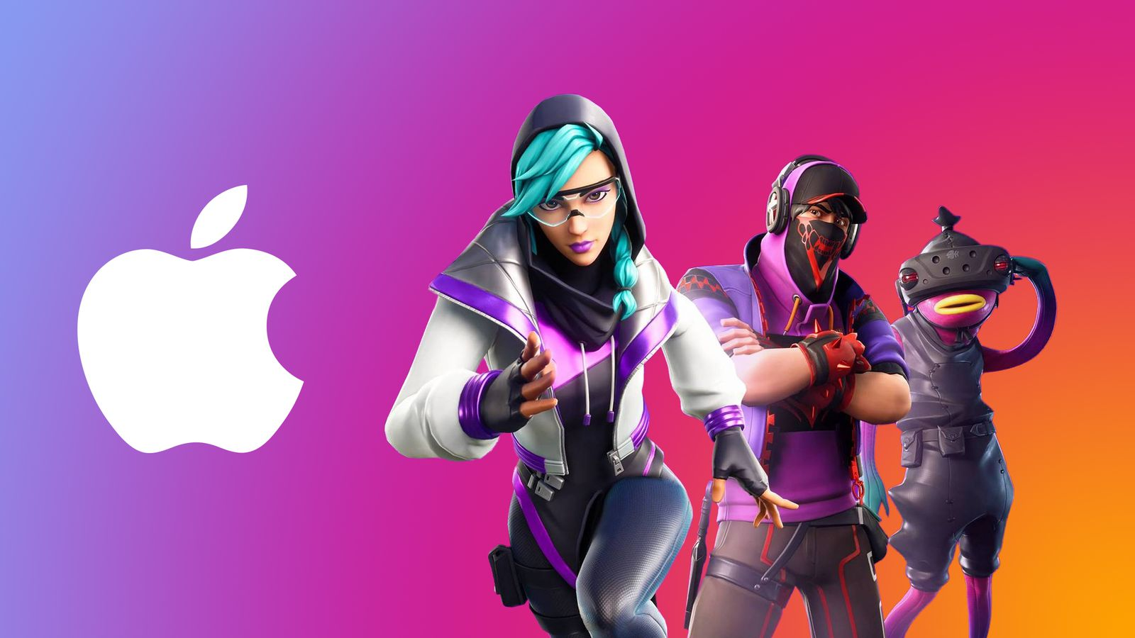 Epic Games Denied Preliminary Injunction for Fortnite, But Apple Can't  Block Unreal Engine - MacRumors