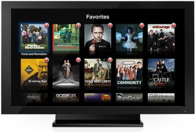 apple tv favorite tv shows