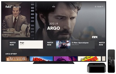fubo tv apple tv