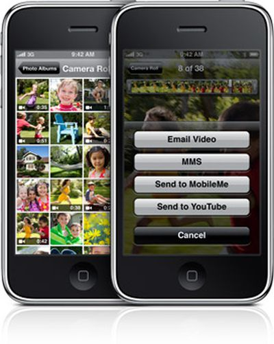 155156 iphone 3gs video