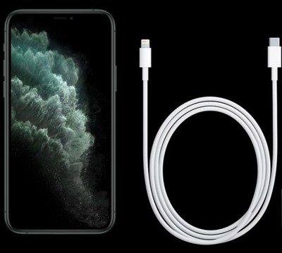 iphone 11 lightning to usb c