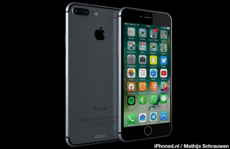 iPhone 7 render 1