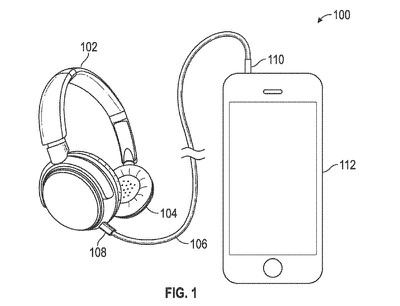 Hybrid wired wireless headphones patent