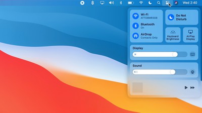Macos Big Sur Features And Tips Available Now