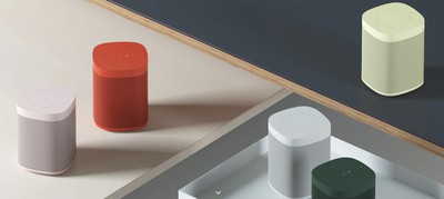 sonos one new colors